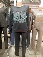 Спортивный костюм женский Zara Black