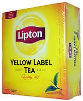 Чай черный Lipton 100п