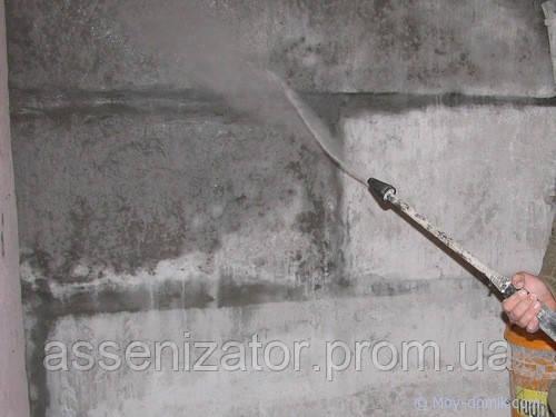Проникающая гидроизоляция — качественная защита.