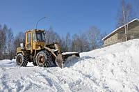 Услуги по очистке снега, фото 1