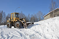 Услуги по очистке снега