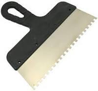 Зубчатый шпатель 250 мм