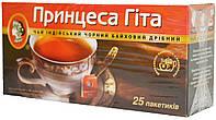 Чай черный Гіта 24п.