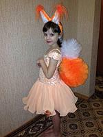 Прокат карнавального костюма Белочка гламурная, фото 1