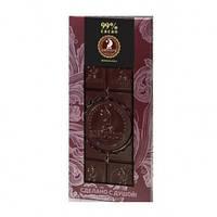 Шоколад экстра чёрный 99% какао, Shoud'e, 50 г