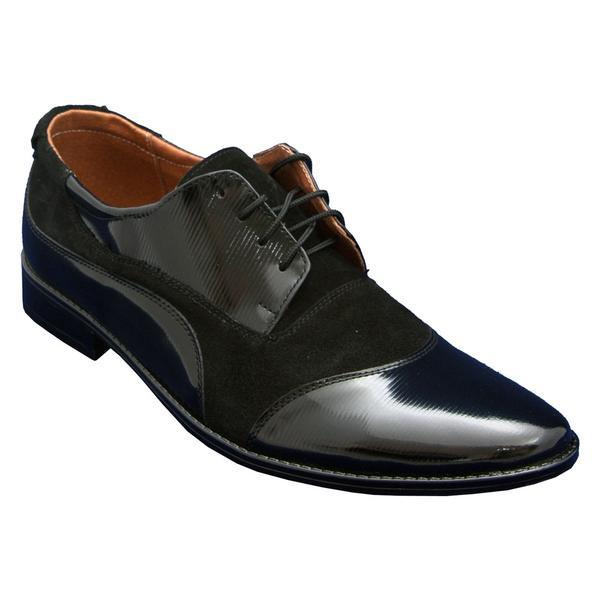 d90e05cf8133 Купить Комбинированные туфли лак и замша по лучшей цене в Украине с ...