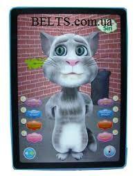 3D планшет Кот Том