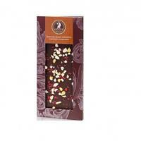 Шоколад черный с цукатами и малиной, Shoud'e, 100 г