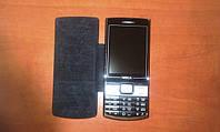 """Ультратонкий мобильный телефон c большим 2,8"""" экраном - Nokia F 008 (Dual 2 sim) +чехол книжка"""