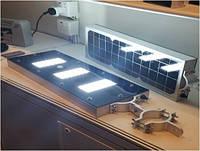 Лампа светодиодная уличного освещения на солнечной батарее