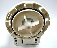 Насос (помпа) для стиральной машинки GRE 34W (на 8 защелках,контакты сзади спаренные)