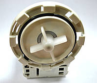 Универсальный насос (помпа) для стиральной машинки 8 защ.конт взади спаренные