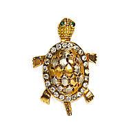 Золотой подвес Черепаха