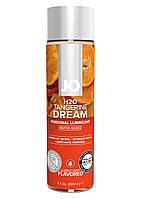 Интимный лубрикант JO, H2O Lubricant tangerine dream, 120 мл