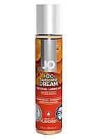 Интимный лубрикант JO, H2O Lubricant tangerine dream, 30 мл