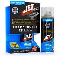 Универсальная густая силиконовая смазка-спрей JET100 ULTRA