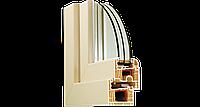 Окно поворотно-откидное SALAMANDER Streamline Cream