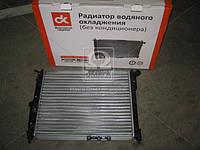 Радиатор вод. охлаждения Daewoo Lanos (без кондиционера) (пр-во ДК)