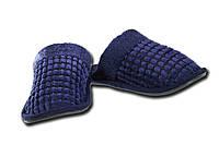 Тапки мужские  синие, 45