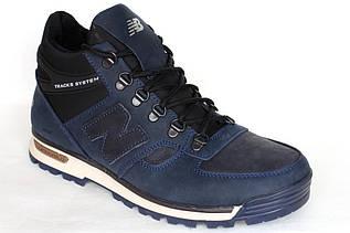 Зимние мужские кроссовки NV-2 синие