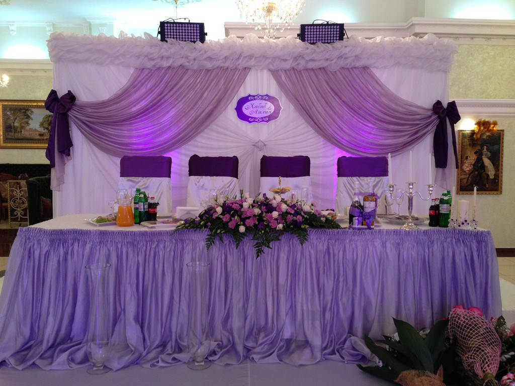 Свадьба в ресторане корона