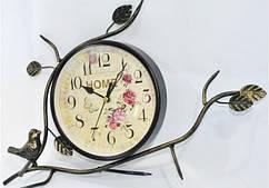 Часы настольные металл 1036-11