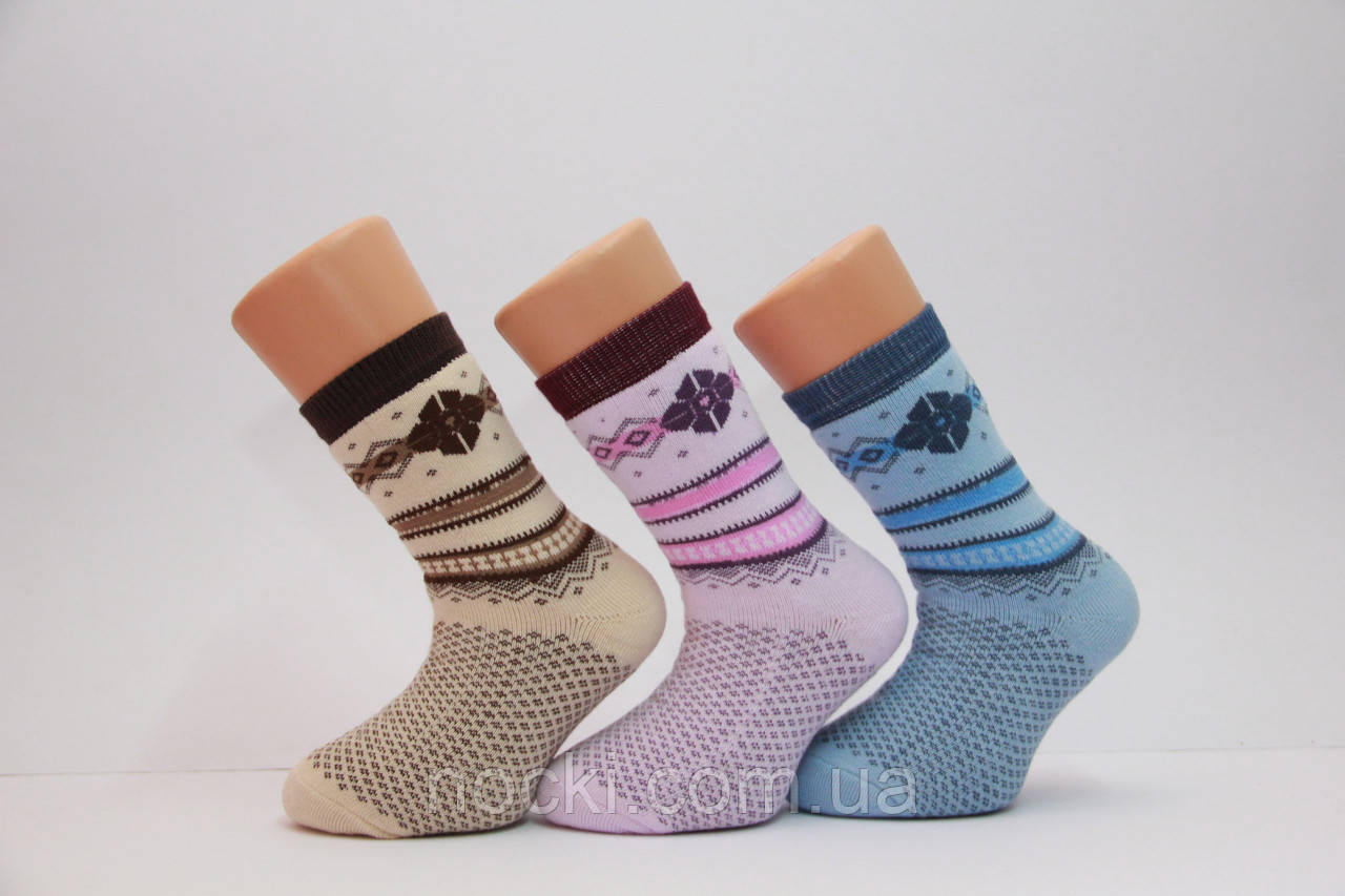 Детские носки махровые для подростков Стиль люкс Д-30, фото 1