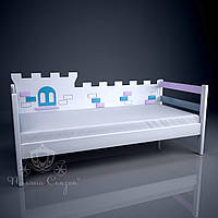 """Кровать детская декорированная """"Замок"""", фото 1"""