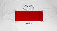 Подарок в офис гамак для ног (красный) - bed4foot
