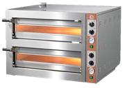 Печь для пиццы CUPPONE-TZ430/2M