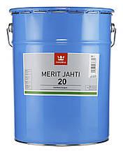 Лак яхтний Tikkurila Меріт Яхті Merit Jahti 20 напівматовий (20 л)