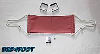 Офисный гамак для ног (персиковый) - bed4foot