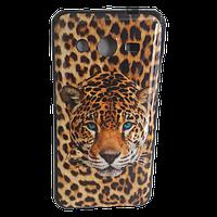 Селикон с рисунком Samsung Galaxy Core 2 G355H, фото 1