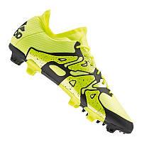 Футбольные бутсы Adidas X 15.1 FG