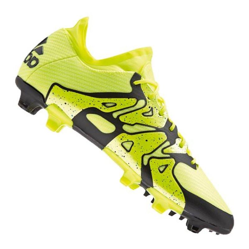 975157f7 Футбольные бутсы Adidas X 15.1 FG - Магазин спортивной одежды и обуви  Спорт-Центр в