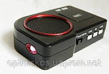 Портативная колонка SPS MD 81, радио, sd, фонарь, фото 3