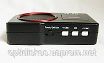 Портативная колонка SPS MD 81, радио, sd, фонарь, фото 2