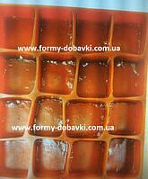 Форма плитки гранитная шашка
