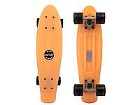 """Penny Board Candy 22"""" light Orange"""
