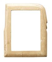 Рамка прямоугольная - боттичино Cornice rettangolare botticino P.02.0578/9