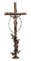 Крест T.08.8075/100 Real Votiva