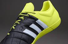 Футзалки Adidas ACE 15.3 Leather IN B27055 (Оригинал), фото 2