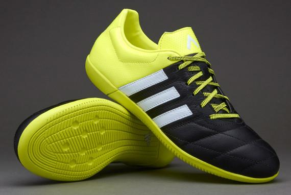 Футзалки Adidas ACE 15.3 Leather IN B27055 (Оригинал)
