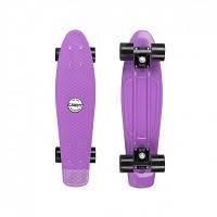 """Penny Board Candy 22"""" Purple Black"""
