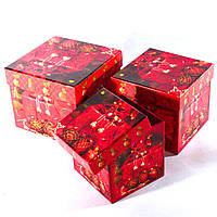 Подарочная коробка S 1822 (3 шт.)