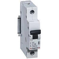 Автоматический выключатель Legrand RX3 - 1P 10А, С