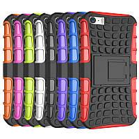 PC + TPU чехол для iPhone 5 / 5S / SE (8 цветов)