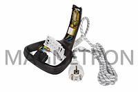 Задняя часть корпуса + сетевой шнур к утюгу Tefal CS-00134144