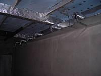 Монтаж систем вентиляции картофелехранилища