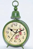 Часы настольные металл 1036-7